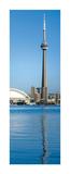 Toronto Skyline from Centre Island  Toronto  Ontario