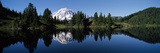 Eunice Lake Mt Rainier National Park WA USA