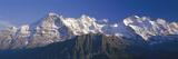Swiss Mountains Berner Oberland Switzerland