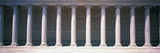 Row of Columns San Francisco CA