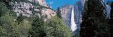 Yosemite Falls Yosemite National Park CA USA