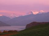 Switzerland  Bernese Alps  Lake Thun