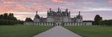 Facade of a Castle  Chateau Royal De Chambord  Loire-Et-Cher  Loire Valley  Loire River  Region