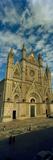 Facade of a Cathedral  Duomo Di Orvieto  Orvieto  Umbria  Italy
