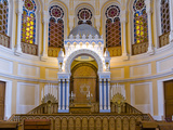 Interiors of a Synagogue  Grand Choral Synagogue  St Petersburg  Russia