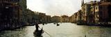 Gondolas in the Canal  Grand Canal  Venice  Veneto  Italy