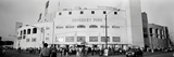 People Outside a Baseball Park  Old Comiskey Park  Chicago  Cook County  Illinois  USA