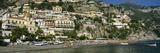 Buildings in a Town  Positano  Amalfi  Amalfi Coast  Campania  Italy