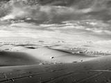 Sahara Desert Landscape  Morocco