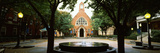 Dahlgren Chapel of the Sacred Heart  Dahlgren Quadrangle  Georgetown University  Georgetown  Was