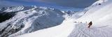 Tourists Skiing in a Ski Resort  Sankt Anton Am Arlberg  Tyrol  Austria