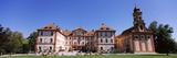 Facade of a Castle  Mainau Castle  Mainau Island  Lake Constance  Baden-Wurttemberg  Germany