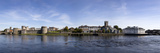King John's Castle and Riverside Buildings  River Shannon  Limerick City  Ireland