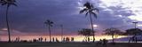 Tourists on the Beach  Honolulu  Oahu  Hawaii  USA
