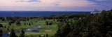 Golf Course  Mackinac Island  Michigan  USA