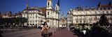 Buildings Along a Street  Besancon  Franche-Comte  France