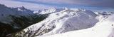 Tourists in a Ski Resort  Sankt Anton Am Arlberg  Tyrol  Austria