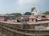 Jagannath Temple  Swargadwar Road  Puri  Orissa  India