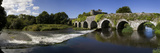 Thirteen Arch Bridge over the River Funshion  Glanworth  County Cork  Ireland