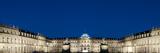 Facade of a Palace  Schlossplatz  New Palace  Stuttgart  Baden-Wurttemberg  Germany