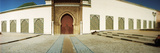 Exterior Entrance to the Moulay Ismail Mosque in Meknes  Morocco