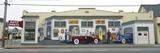Duane Flatmo Mural  Eureka  Humboldt County  California  USA