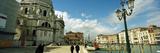 Buildings Along a Canal  Grand Canal  Santa Maria Della Salute  Venice  Veneto  Italy