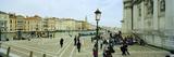 Tourists in a City  Santa Maria Della Salute  Dorsoduro  Venice  Veneto  Italy