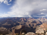 View of Grand Canyon from Shoshone Point South Rim  Grand Canyon National Park  Arizona  USA