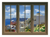 View from the Window at Mykonos Island 4