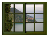View from the Window Corniglia at Cinque Terre