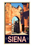 Tower in Siena Italy 1