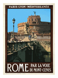 Castel Sant&#39;Angelo  Roma Italy 1