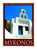 Church in Mykonos Greece 7