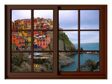 View from the Window Manarola at Cinque Terre