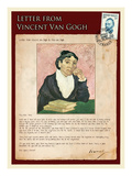 Letter from Vincent: The Portrait of the Arle&#180;Sienne