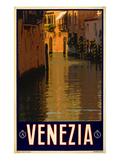 Canal in Venice Italy 1