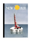 The New Yorker Cover - August 13  2012