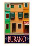 Burano Window  Italy 2