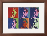 A Set of Six Self-Portraits  c1967