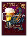 Scorpion Beer