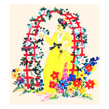 Archway of Flowers