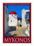 Church in Mykonos Greece 6