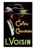 Cafes Chocolats L Voisin