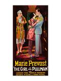 Girl in the Pullman