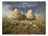 Haystacks; Autumn 1874