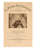 La Petit Illustration - Metropolis