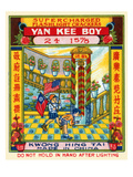 Yan Kee Boy Supercharged Flashlight Crackers