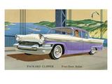 Packard Clipper - Four Door Sedan