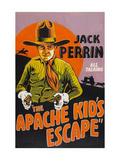 The Apache Kid&#39;s Escape